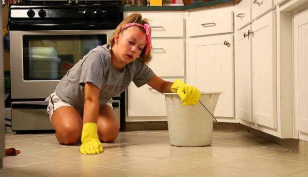 Примета почему нельзя мыть пол вечером 22