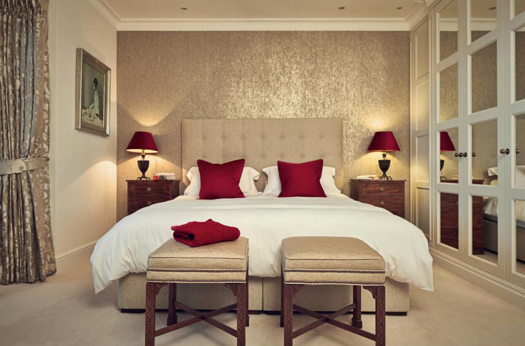 Пять оттенков спальни